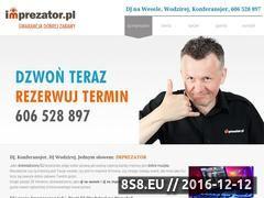 Miniaturka domeny www.imprezator.pl