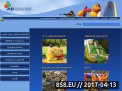 Miniaturka domeny www.imprezyfirmowe.pl