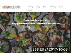 Miniaturka imprezypoznan.pl (Catering dla firm Poznań)