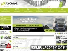 Miniaturka domeny www.impuls-leasing.pl