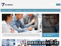 Miniaturka domeny www.in-vento.eu