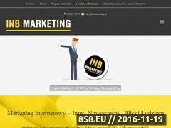 Miniaturka domeny inbmarketing.pl