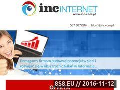 Miniaturka domeny inc.com.pl