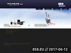 Miniaturka domeny www.inciner8.pl