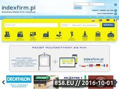 Miniaturka domeny www.indexfirm.pl