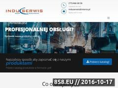 Miniaturka domeny induserwis.pl