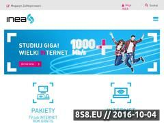 Miniaturka domeny www.inea.pl