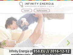 Miniaturka domeny infinityenergia.pl