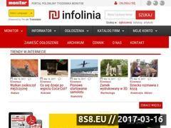 Miniaturka domeny infolinia.com