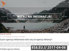 Miniaturka domeny www.infonacja.pl