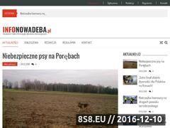 Miniaturka domeny www.infonowadeba.pl