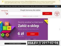 Miniaturka domeny www.informatorkredytowy.pl