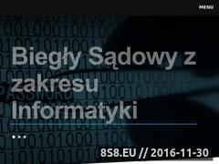 Miniaturka domeny informatyka-sledcza.com