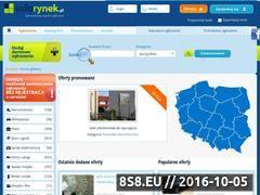 Miniaturka inforynek.pl (Portal ogłoszeniowy - ogłoszenia za darmo)