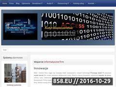 Miniaturka domeny infosecur.pl