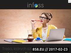 Miniaturka domeny www.infoss.pl