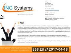 Miniaturka domeny ing-systems.com