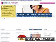 Miniaturka domeny www.ingada-ekredyty.pl