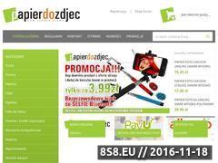 Miniaturka domeny www.inklasermedia.pl