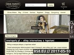 Miniaturka innetapety.pl (Sklep z tapetami dekoracyjnymi)