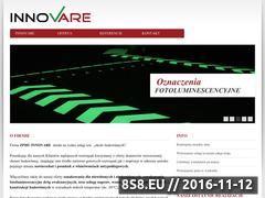 Miniaturka domeny innovare.waw.pl