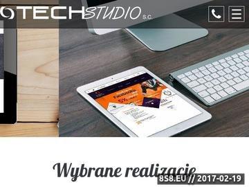 Zrzut strony Tworzenie i projektowanie stron WWW