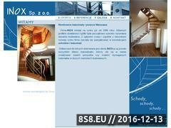 Miniaturka domeny www.inox.pl
