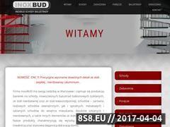 Miniaturka domeny www.inoxbud.pl