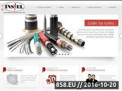 Miniaturka domeny www.ins-el.com.pl