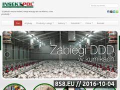 Miniaturka domeny insektpol.pl