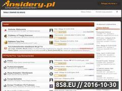 Miniaturka insidery.pl (Najlepsze Forum Bukmacherskie)