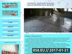 Miniaturka domeny instalacje-sanitarne-gniezno.pl