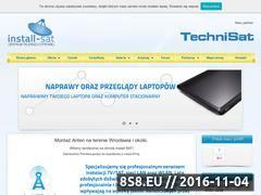 Miniaturka domeny installsat.pl
