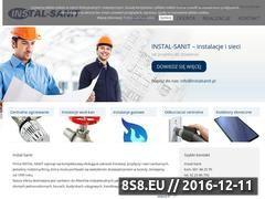 Miniaturka domeny instalsanit.pl
