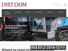 Miniaturka domeny instdom.pl