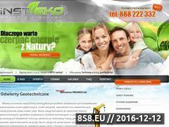 Miniaturka domeny www.insteko.pl