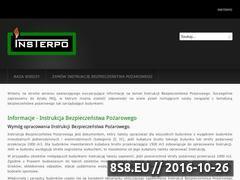 Miniaturka domeny insterpo.pl