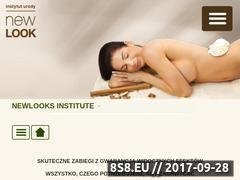 Miniaturka instytut-urody.com (Salon kosmetyczny Warszawa)
