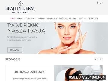 Zrzut strony Depilacja laserowa Wrocław