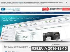 Miniaturka domeny integracja-action.pl