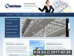 Miniaturka domeny www.intelhome.com.pl