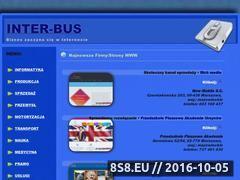 Miniaturka domeny www.inter-bus.pl