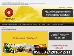 Miniaturka domeny www.inter-foto.pl