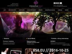 Miniaturka domeny interactivevision.pl