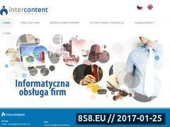 Miniaturka domeny www.intercontent.pl