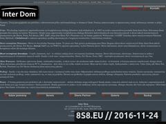 Miniaturka domeny interdom.co