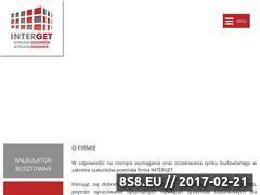 Miniaturka Rusztowania, szalunki i ogrodzenia tymczasowe (interget.pl)