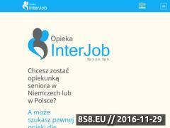 Miniaturka domeny interjob.com.pl