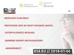 Miniaturka domeny interpisanie.pl