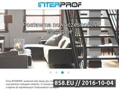 Miniaturka Rolety, żaluzje, moskitiery, markizy oraz bramy (www.interprof.pl)